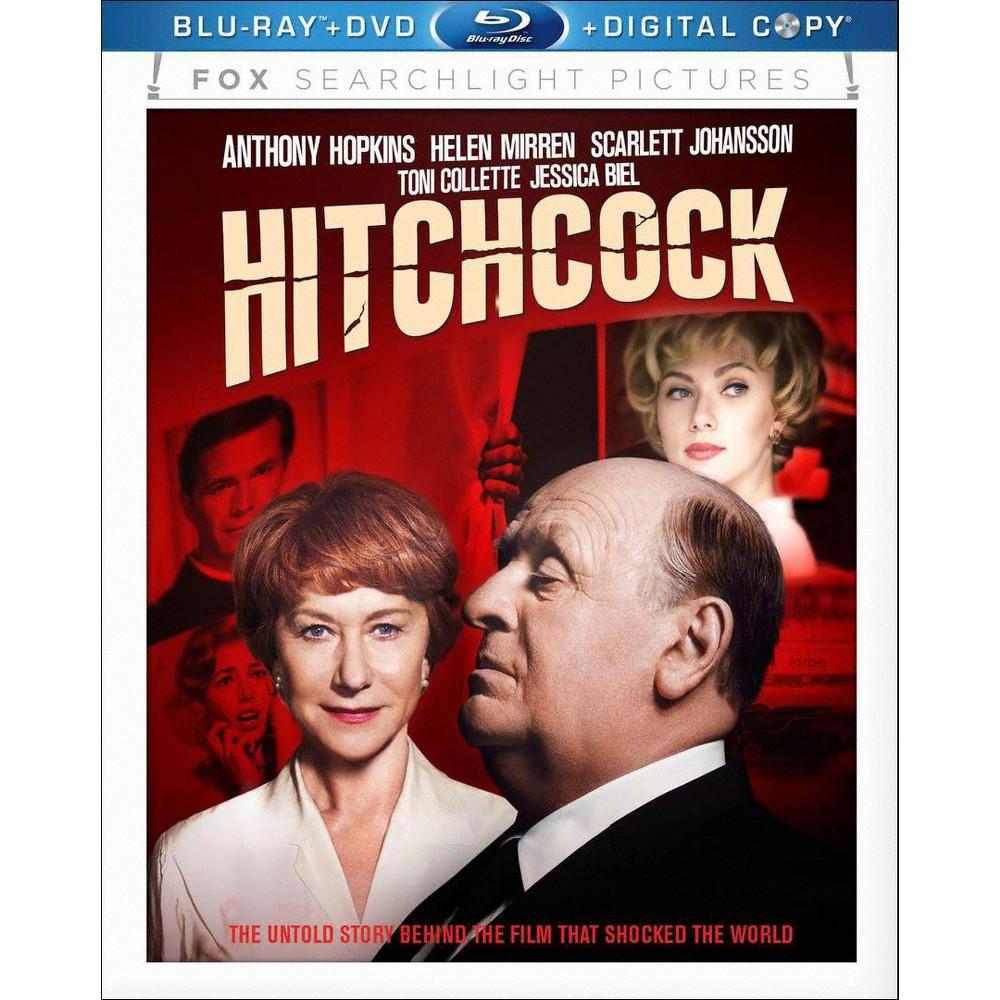 Hitchcock (2 Discs) (Includes Digital Copy) (UltraViolet) (Blu-ray/Dvd)