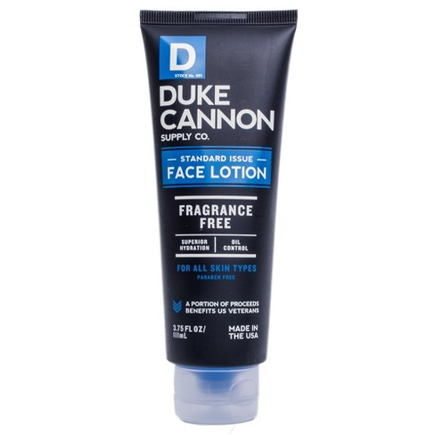 Duke Cannon Standard Issue Face Lotion Fragrance Free Oil Control - 3.75oz - image 1 of 3
