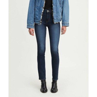 Levi's® Women's 724™ High-Rise Straight Fit Jeans