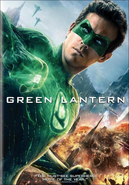 Green Lantern (With Movie Cash) (dvd_video) - image 1 of 1