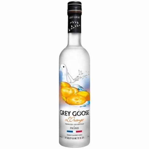 Grey Goose Orange Vodka - 375ml Bottle - image 1 of 1