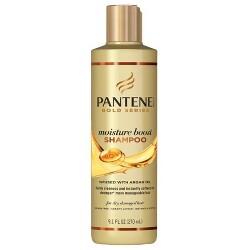 Pantene Gold Series Moisture Boost Shampoo - 9.1 fl oz