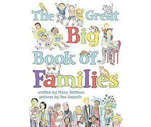 Great Big Book of Families (School And Library) (Mary Hoffman) - image 1 of 1