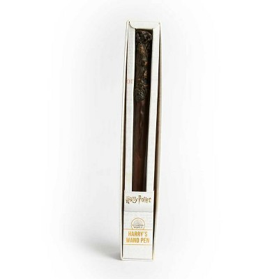 Harry Potter: Harry's Wand Pen - by  Insight Editions (Hardcover)