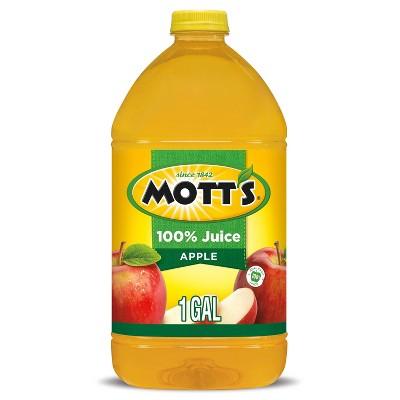 Mott's 100% Original Apple Juice - 1 gal Bottle
