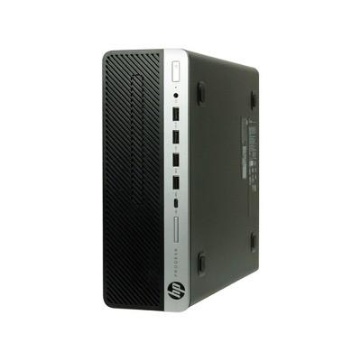 HP 600 G3-SFF Certified Pre-Owned PC, Core i7-6700 3.4GHz, 16GB Ram, 512GB SSD, DVD, Win10 Pro (64-bit) Manufacturer Refurbished