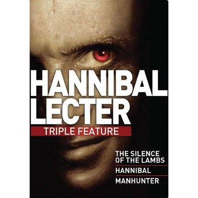 The Hannibal Lecter Collection (DVD)