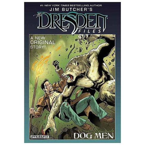 Jim Butcher's the Dresden Files: Dog Men - by  Jim Butcher & Mark Powers (Hardcover) - image 1 of 1