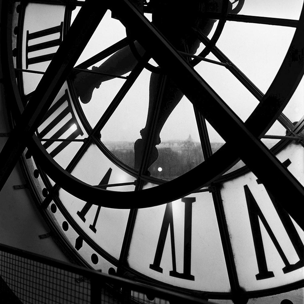 Art.com - Orsay Clock Art Print