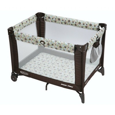 Graco Pack 'n Play Playard with Automatic Folding Feet - Aspery