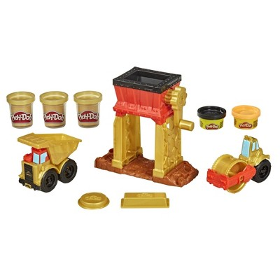 Play-Doh Gold Collection Dig 'n Gold
