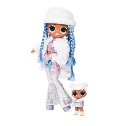 Lol Surprise Omg Winter Disco Snowlicious Fashion Doll Sister
