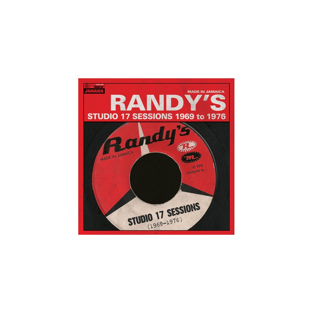 Various - Randy's Studio 17 Sessions 1969-1976 (Vinyl)