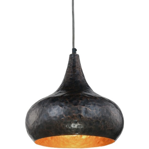 """Elegant Lighting 1484D12 Seville 1 Light 12"""" Wide Pendant - image 1 of 1"""