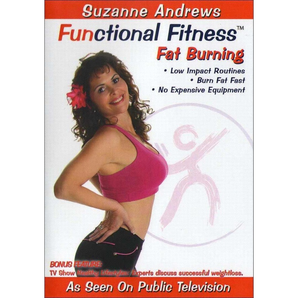 Functional Fitness:Fat Burning With S (Dvd)