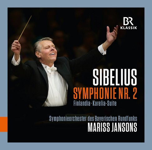 Symphonieorchester d - Sibelius:Sym no 2 (CD) - image 1 of 1