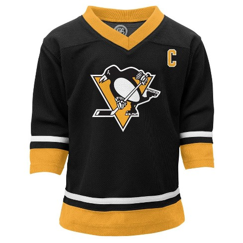 best service 37e19 9da1e Pittsburgh Penguins Toddler Boys' Athletic Jersey 3T