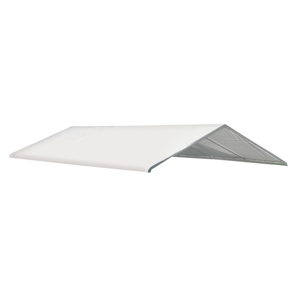 Canopy Replacement Cover For 2' Frame 1830 - White - Shelterlogic