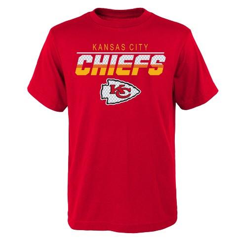 NFL Kansas City Chiefs Boys  Cheer Loud T-Shirt   Target f4c5b63a1