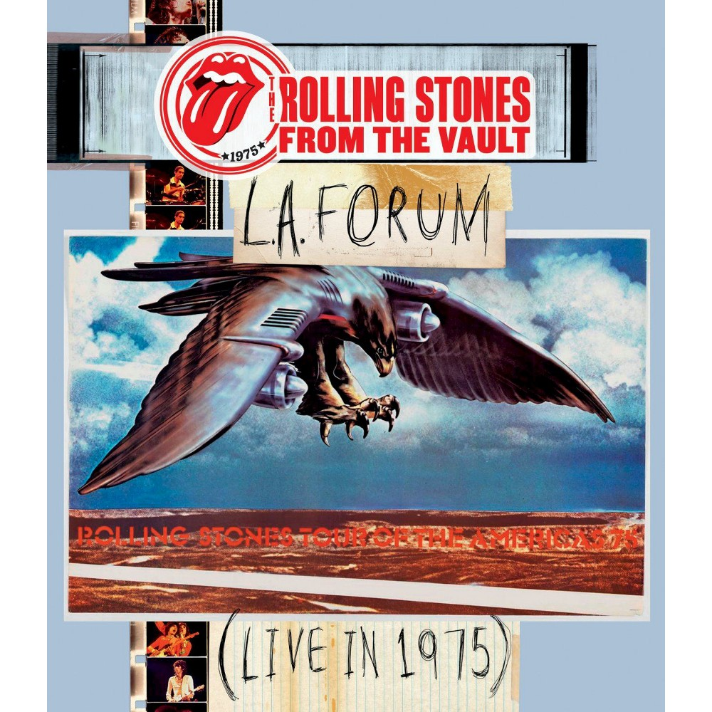 From The Vault:La Forum (Live In 1975 (Dvd)