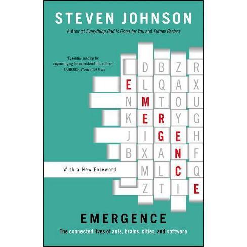 Emergence - by  Steven Johnson (Paperback) - image 1 of 1