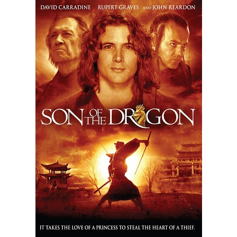 Son of the Dragon: The Complete Mini-Series (dvd_video) - image 1 of 1