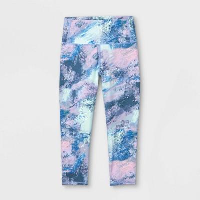 Girls' Lace-Up Capri Leggings - All in Motion™
