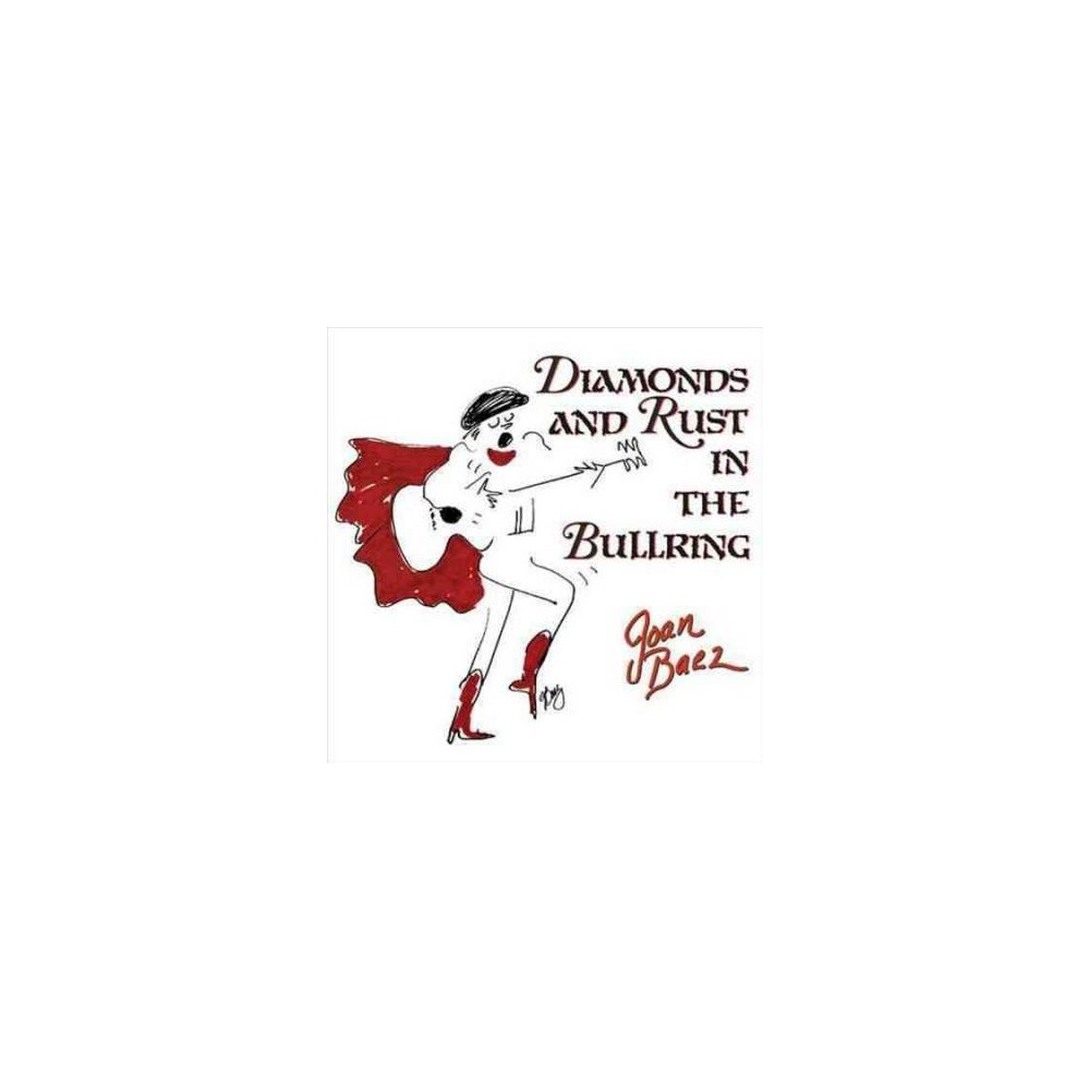 Joan Baez - Diamonds And Rust In The Bullring (Vinyl)