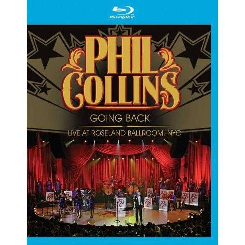 Phil Collins: Going Back Live at Roseland (Blu-ray) - image 1 of 1