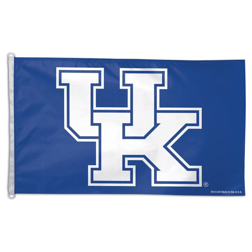 NCAA Wincraft Deluxe Flag Kentucky Wildcats - 3x5