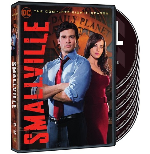Smallville:Complete Eighth Season (DVD) - image 1 of 1
