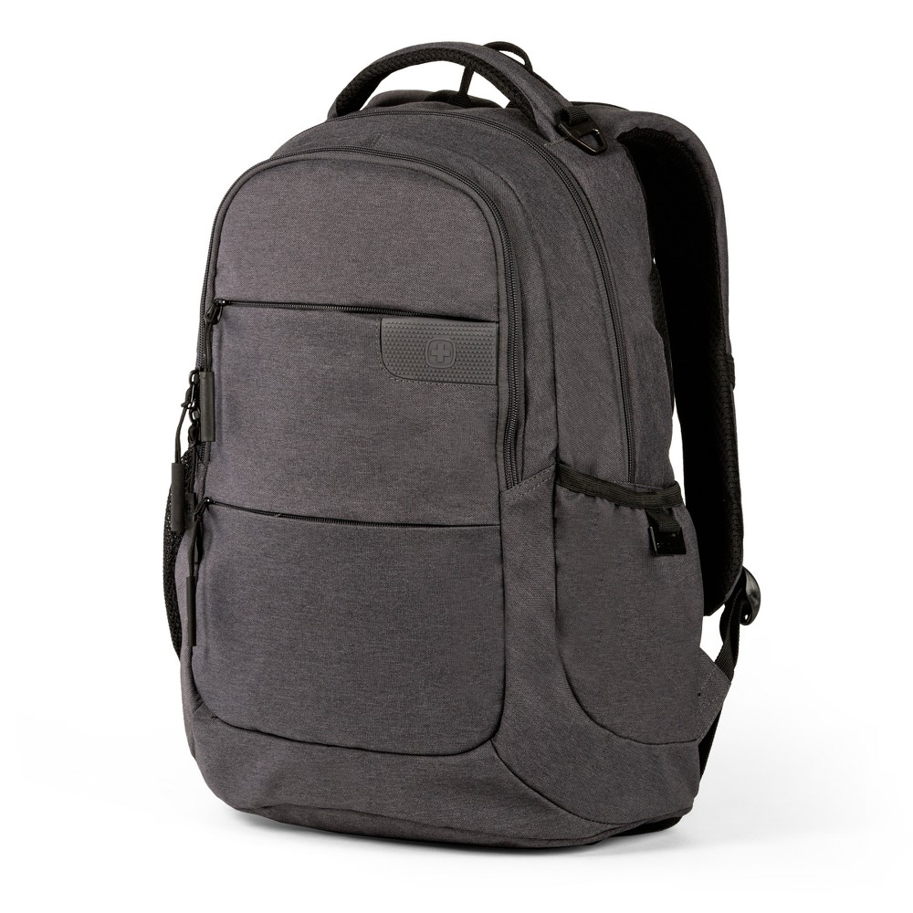 """SWISSGEAR 18.5"""" Laptop Backpack - Gray"""