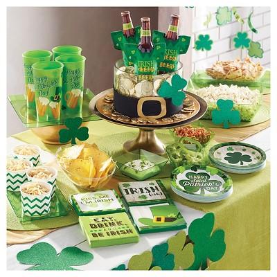 Fabulous 32Oz St Patricks Day Plastic Cup Target Funny Birthday Cards Online Necthendildamsfinfo