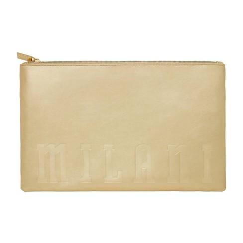 Milani Gold Cosmetic Bag - 1ct - image 1 of 1