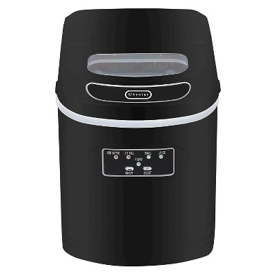 Whynter Compact Portable Ice Maker 27 lb. capacity - Black