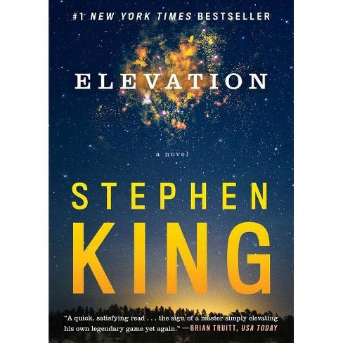 Elevation - by Stephen King (Paperback) - image 1 of 1