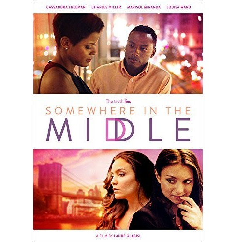 Somewhere In The Middle (DVD) - image 1 of 1