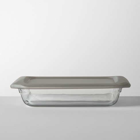 3qt Glass Baking Dish - Made By Design™ - image 1 of 4