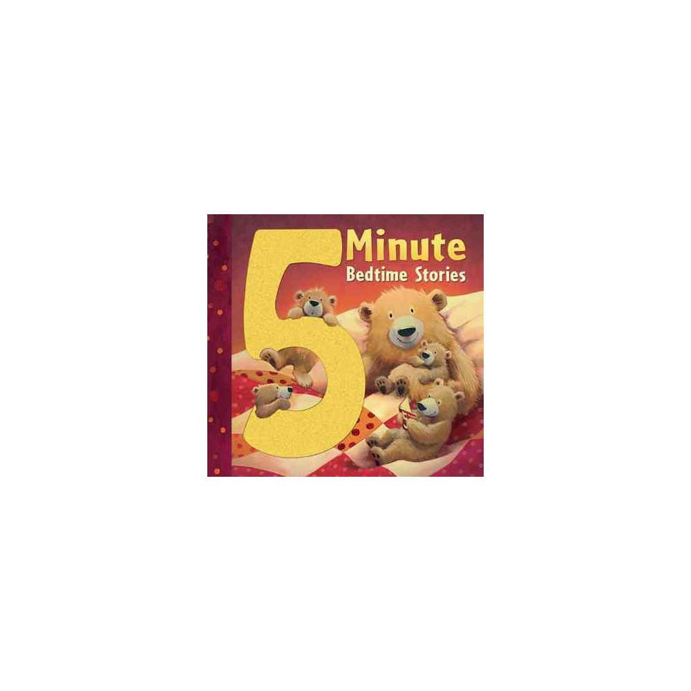 5 Minute Bedtime Stories (Hardcover)