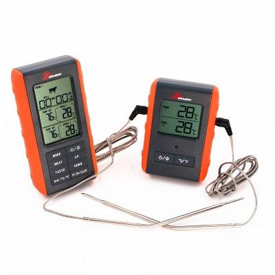 BBQ Dragon 2 Probe Wireless Meat Thermometer