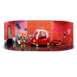 L.O.L. Surprise! Furniture with Cozy Coupe & M.C. Swag