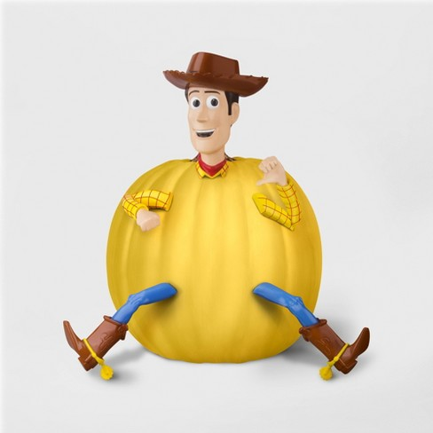 Disney Toy Story Woody Pumpkin Decorating Kit - image 1 of 2