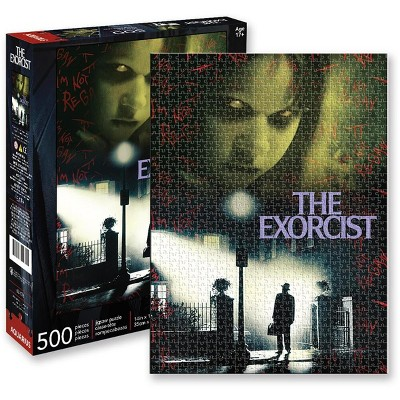 NMR Distribution The Exorcist Collage 500 Piece Jigsaw Puzzle