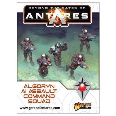 Algoryn Command Squad Miniatures Box Set