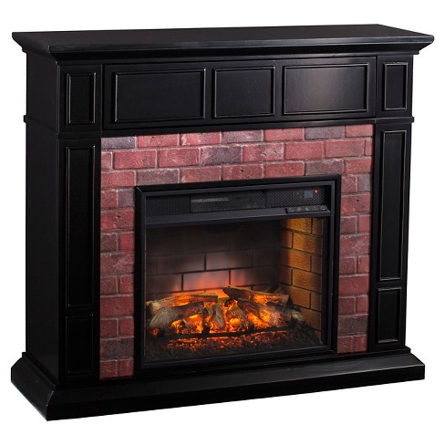 Korisa Infrared Electric Fireplace - image 1 of 4