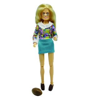 Mego The Brady Bunch Marcia Brady Action Figure 8""