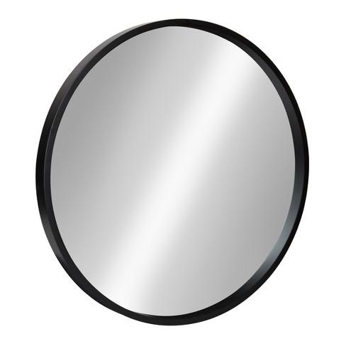 travis round mirror 21 kate laurel target