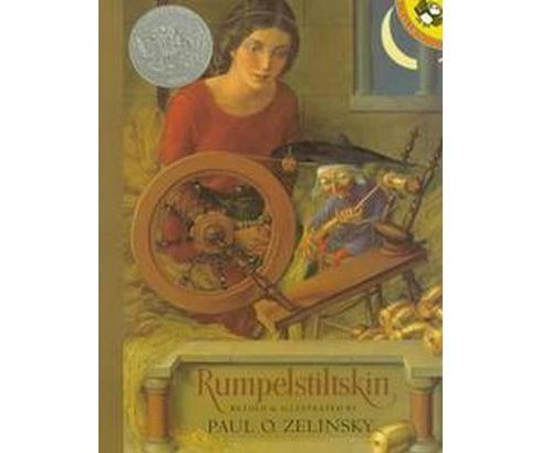 Rumpelstiltskin : From the German of the Brothers Grimm (Reprint) (Paperback) (Paul O. Zelinsky) - image 1 of 1