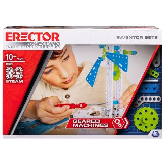 Meccano Set 3 - Geared Machines