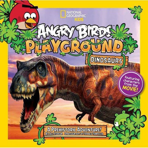 Angry Birds Playground (Hardcover) by Jill Esbaum - image 1 of 1
